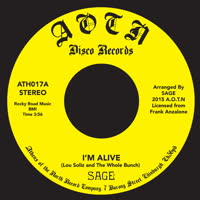 Sage - I'm alive