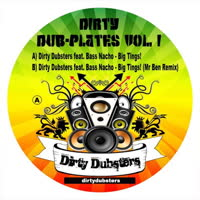 Dirty Dubsters - Dirty Dubplate Vol. 1