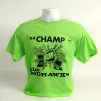 Jazzman - Mohawks The Champ T Shirt