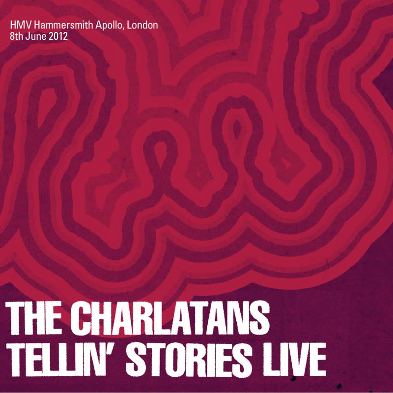 The Charlatans Tellin Stories Live 2012