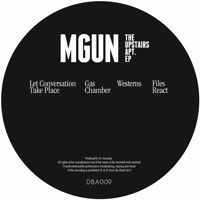 MGUN - The Upstairs Apt. EP