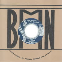Llans Thelwell & His Celestials & Busty Brown - Jive Samba / Pick Up The Pieces