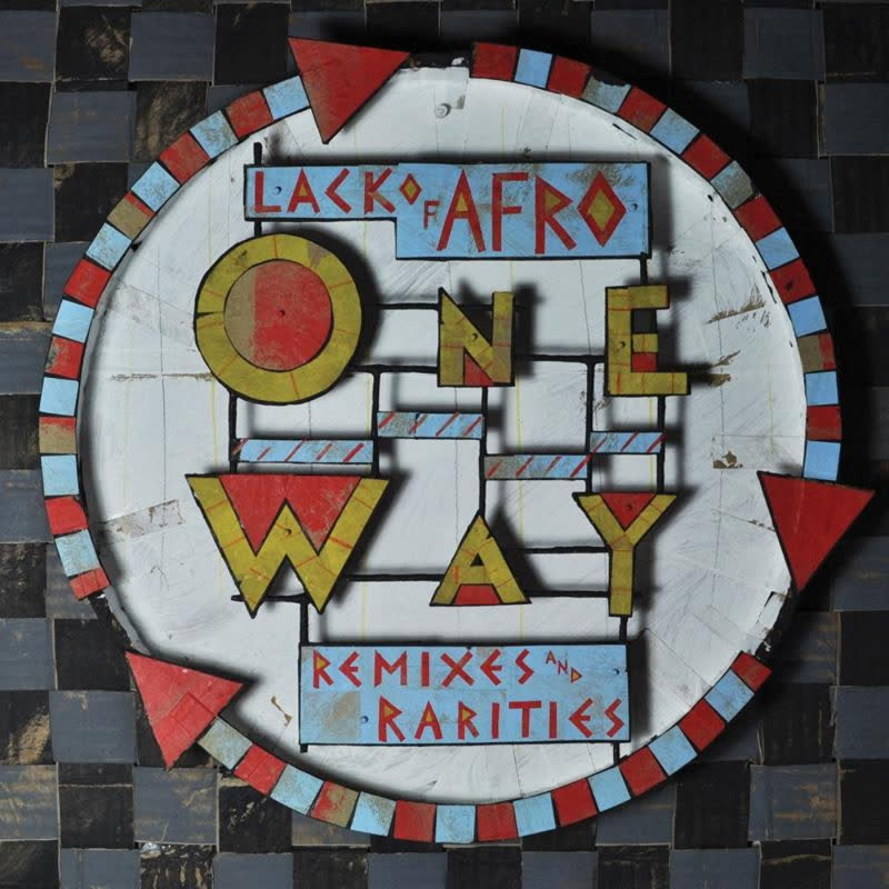 Various Artists - One Way - Remixes & Rarities - Lack Of Afro