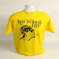Jazzman - How to Speak Hip T Shirt
