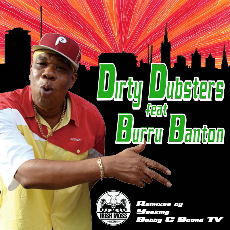 Dirty Dubsters - Can't Stop We (feat. Burru Banton)