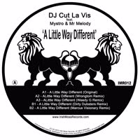 Cut La Vis - Little Way Different (feat. Mystro & Mr Melody)
