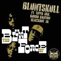 Bluntskull - Blunt Force EP