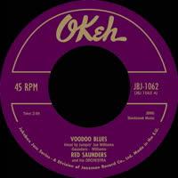 Various Artists - Voodoo Blues / Gas Happy Mama