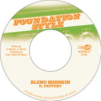 Blend Mishkin - Foundation Style (feat. Peppery)