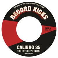 Calibro 35 - The Butcher's Bride / Get Carter