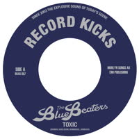The Bluebeaters - Toxic (One Drop Version) / Catch That Teardrop