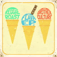 Reggae Roast - The Flava EP (Instrumental Versions)