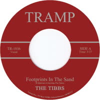 The Tibbs - Footprints in the Sand