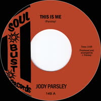 Jody Parsley - This Is Me