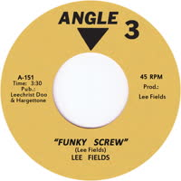 Lee Fields - Funky Screw