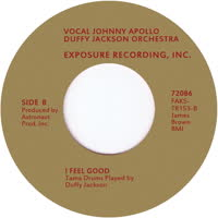 Duffy Jackson Orchestra - I Feel Good