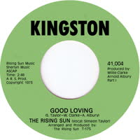 The Rising Sun - Good Loving
