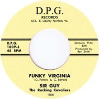 Sir Guy - Funky Virginia