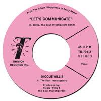 Nicole Willis & The Soul Investigators - Let's Communicate