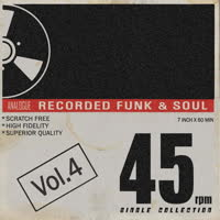 Various Artists - Tramp 45rpm Single Collection, Vol. 4