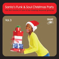 Various Artists - Santa's Funk & Soul Christmas Party Vol.3