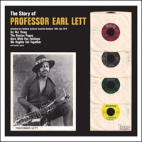 Professor Earl Lett - The Story of