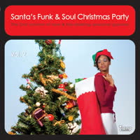 Various Artists - Santa's Funk & Soul Christmas Party Vol.2