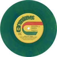 Clint Eastwood & General Saint - Stop That Train / Monkey Man (Green Vinyl)